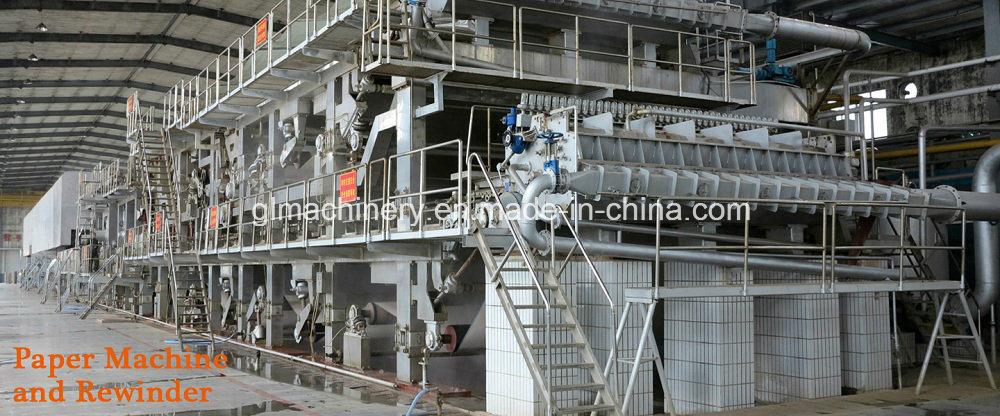 Board Paper Machine Kraft Paper Corrugated Paper Test-Liner Paper