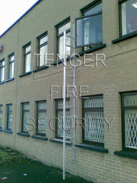Fire Escape Ladder (TGR-EL) , TUV Approved