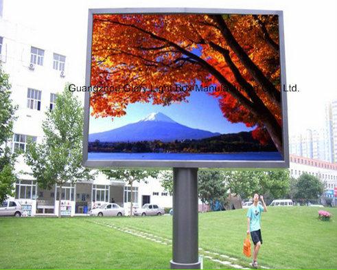 Ad16 Full Color Outdoor Large Size LED Digital Billboard