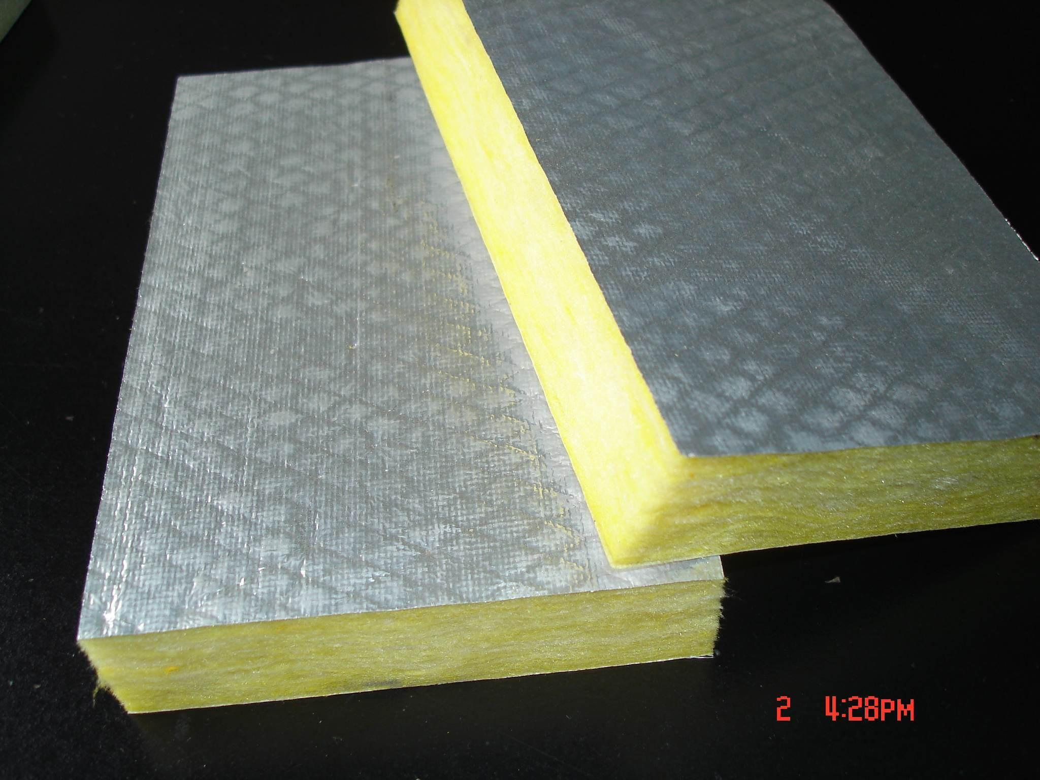 China glass fiber duct boards china aluminum insulation for Glass fiber board insulation