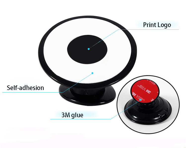Standby Mobile Car Hold Qi Wireless Charger