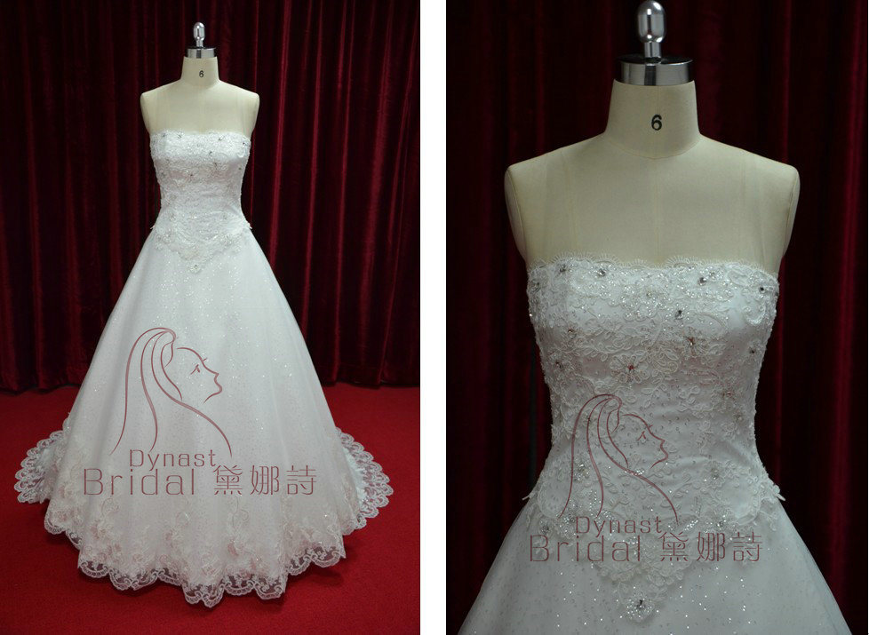 2013 Wedding Dress (2013019)