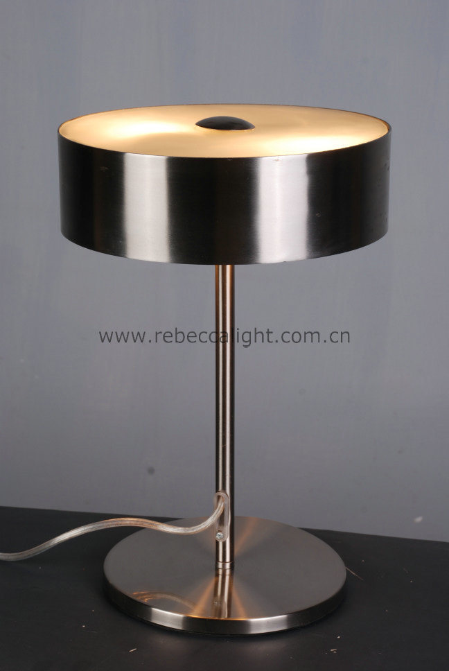 Modern Stainless Steel Table Light Acrylic Table Light