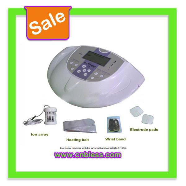 Foot Spa Machine Meaning Ionic Detox Foot Spa Machine