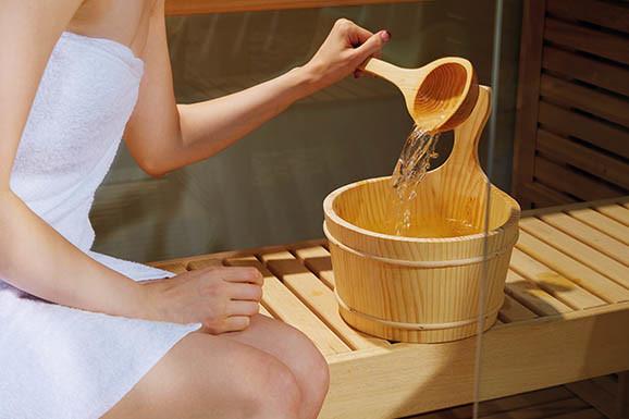 Monalisa Newest Style Home Using Sauna Room (M-6048)