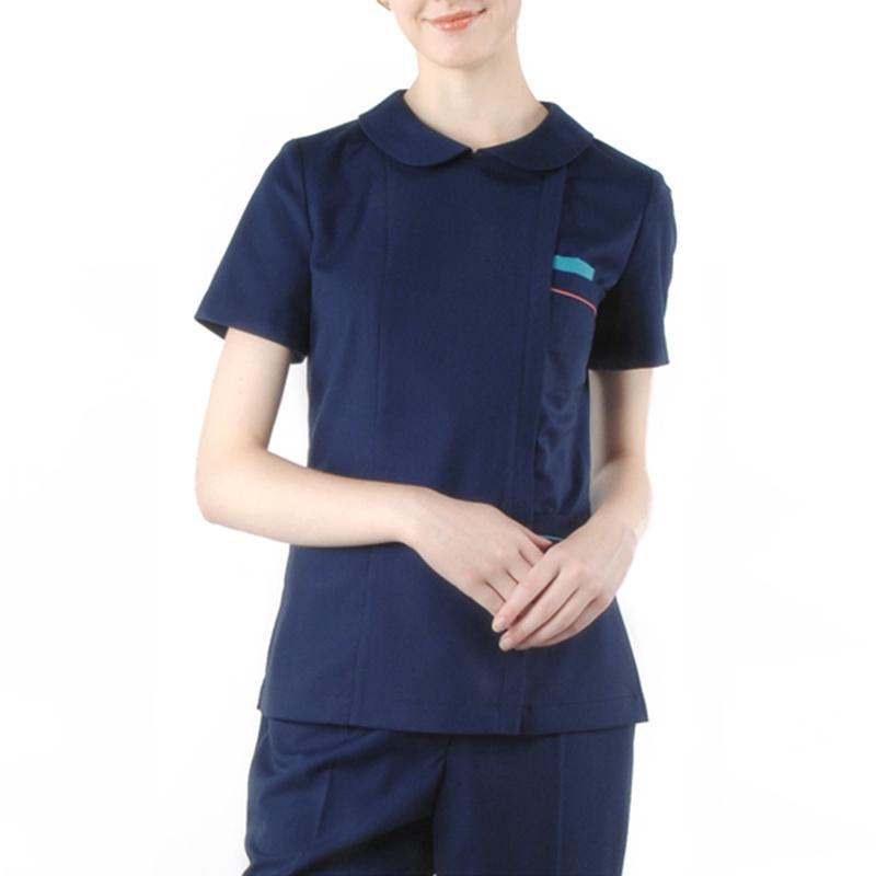2016 China Wholesale Printed Waterproof Scrubs Hospital/Printed Medical Scrubs/Fashion Print Scrubs