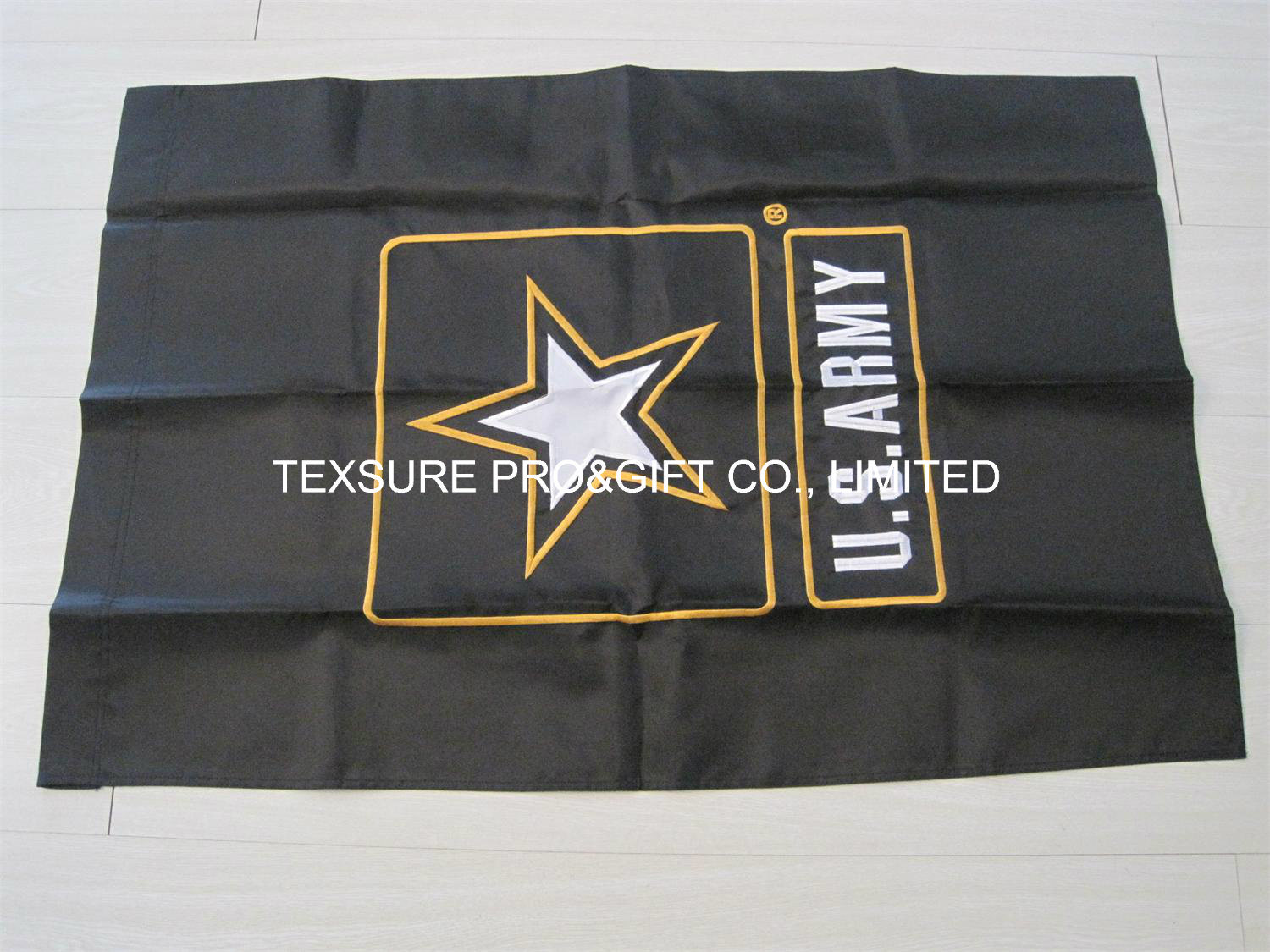 Embroidery Custom National State Outdoor Embroidery Flag (0001)