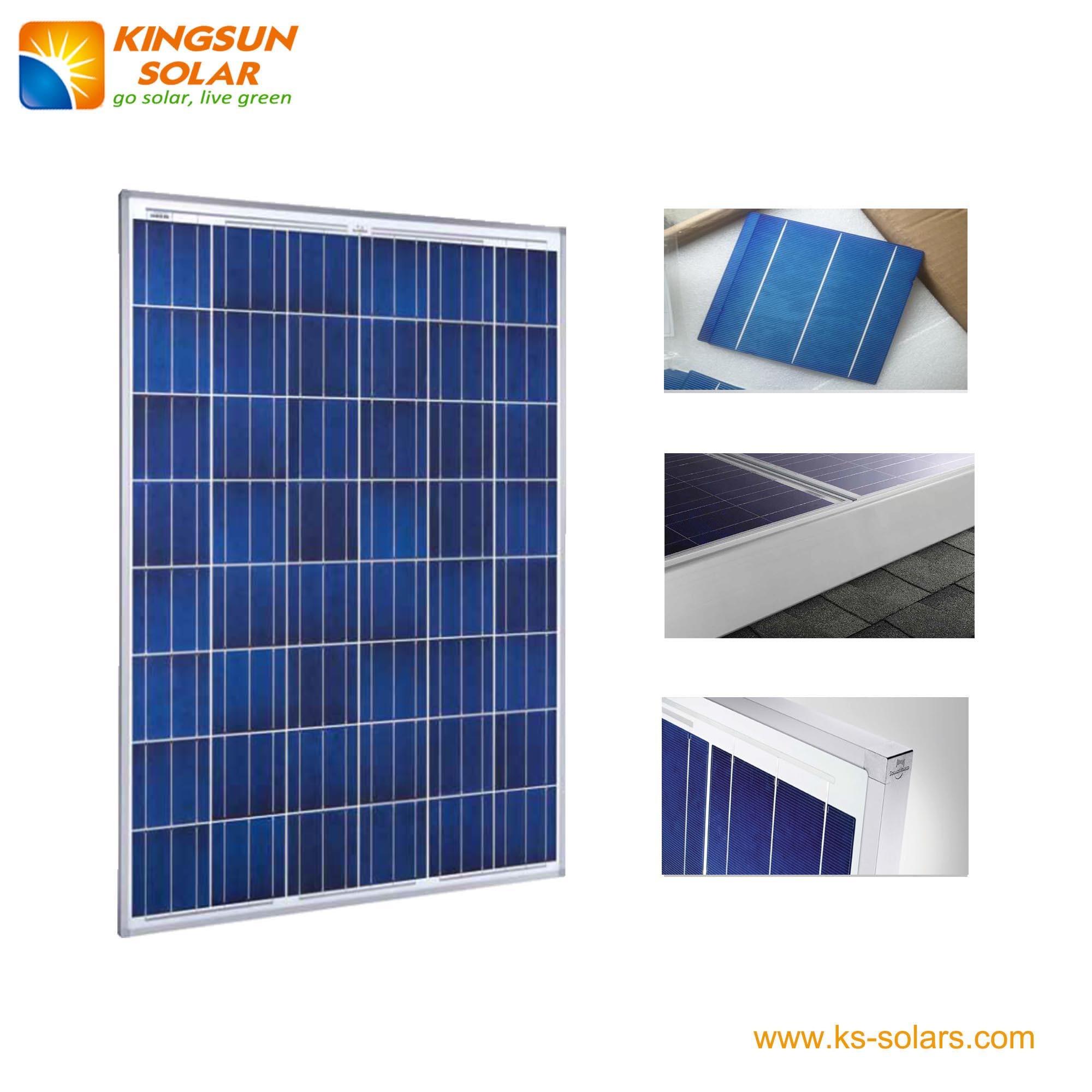 Poly Crystalline Solar Panel 175-200W
