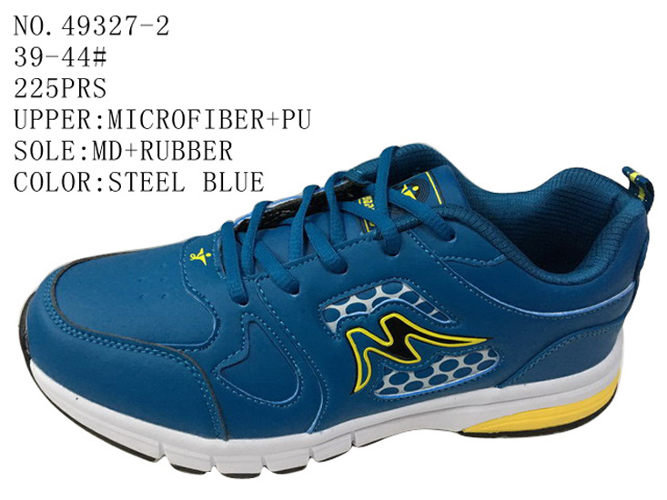 No. 49327 Men PU Sport Stock Shoes
