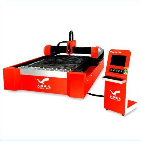 500watta Metal Sheet Fiber Laser Cutting Machine Factory Price