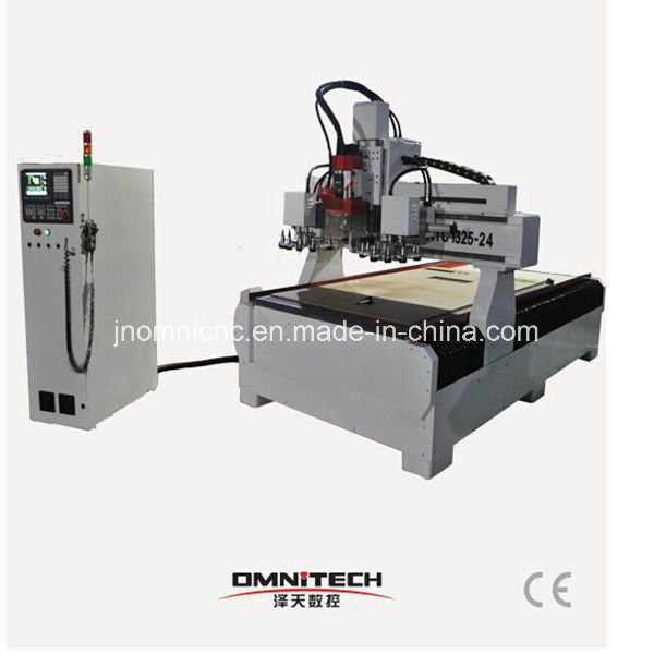CNC Router with Atc Device