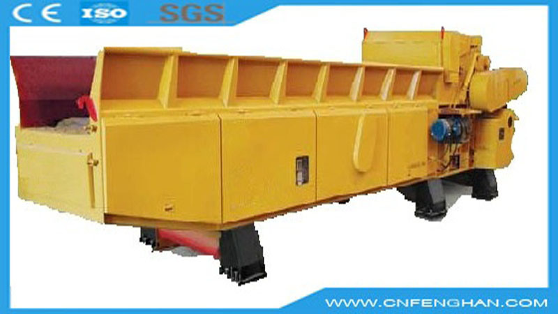 20-40 T/H Wood Crusher Machine Wood Hammer Mill with Ce Certificate