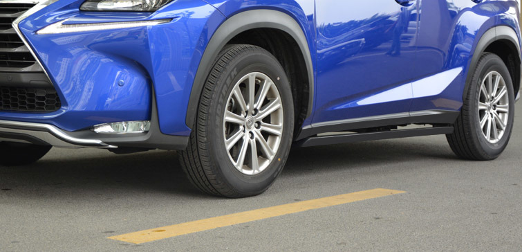 Lexus Nx Auto Parts Power Side Step/ Electric Running Board