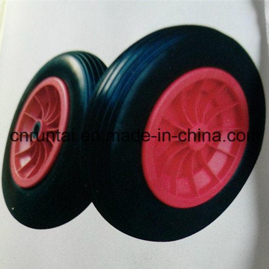 "Salable 16"" & 14"" PU Foam Wheel for Wheelbarrow or Trolley"