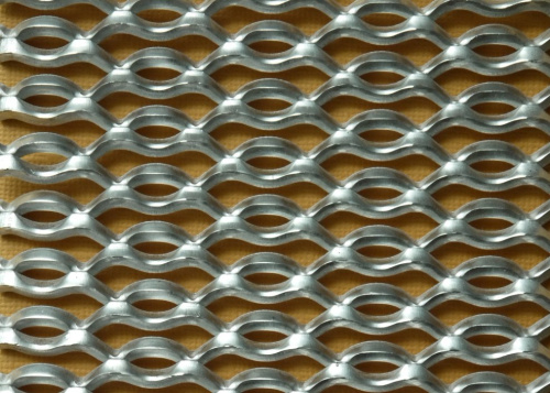 China stainless steel expanded metal mesh photos