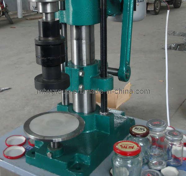jar capping machine