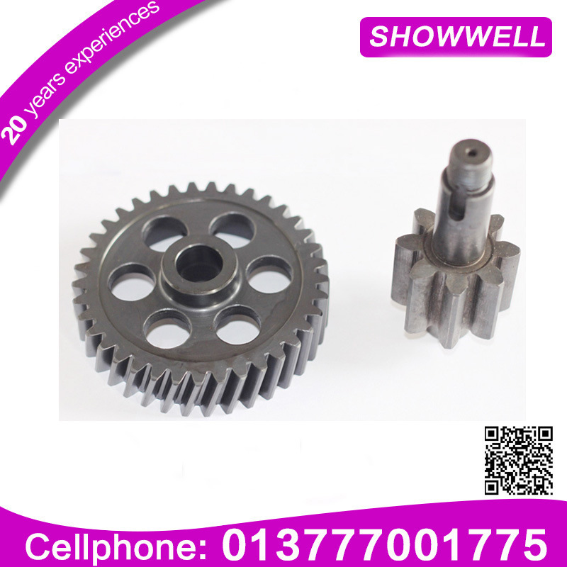 Custom Made Straight Tooth Transmission Spur Gear for Reducer Planetary/Transmission/Starter Gear