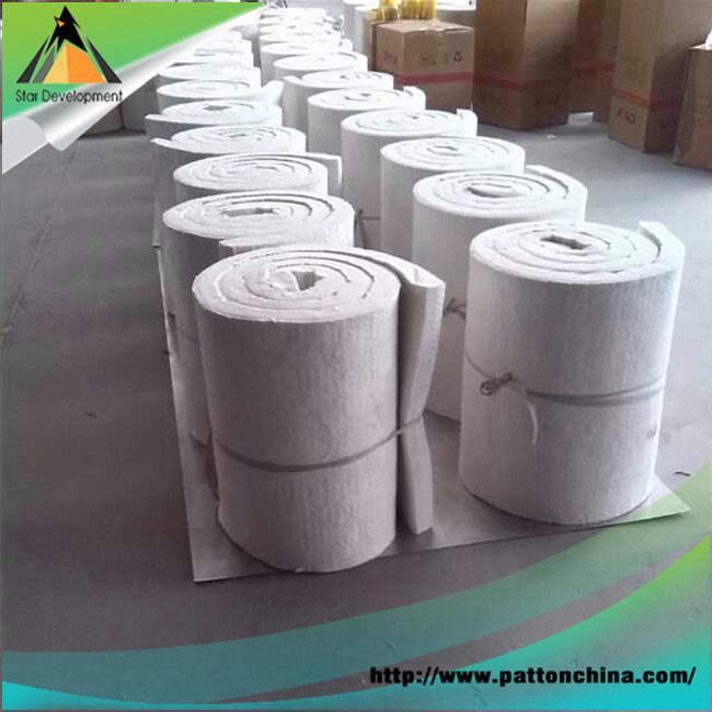 High Zirconium Ceramic Fiber Blanket (the best supplier in China)