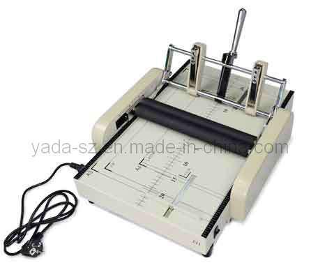 Manual Booklet Maker Yd-Sf08