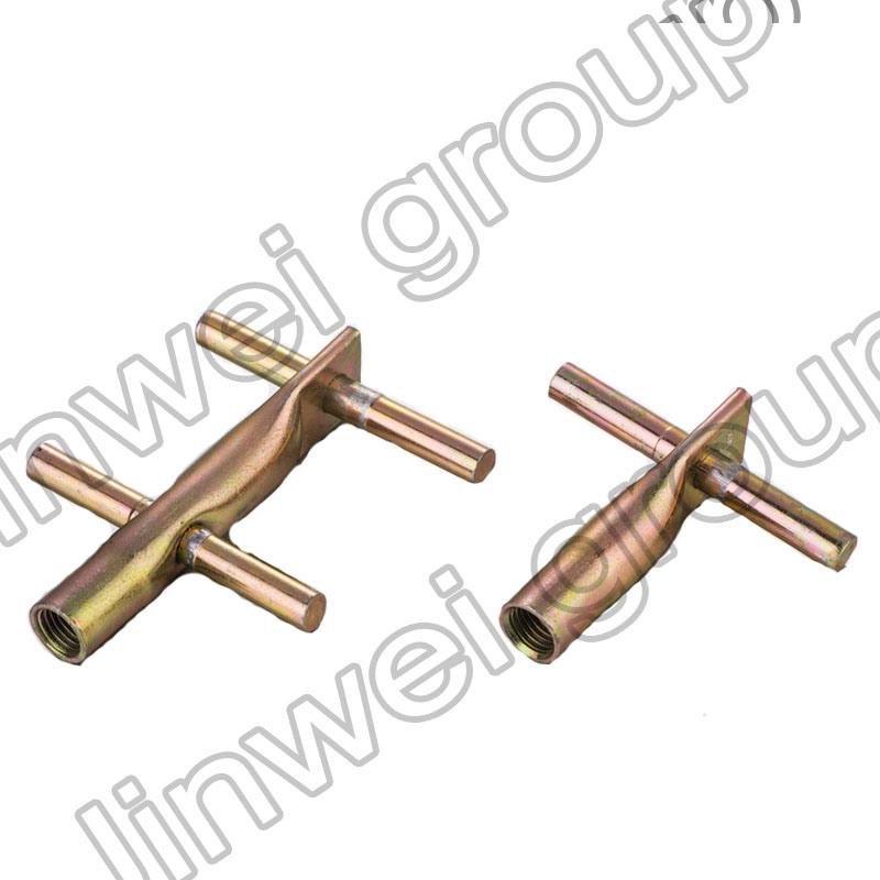 Cross Pin Lifting Insert in Precasting Concrete Accessories (M24X120)