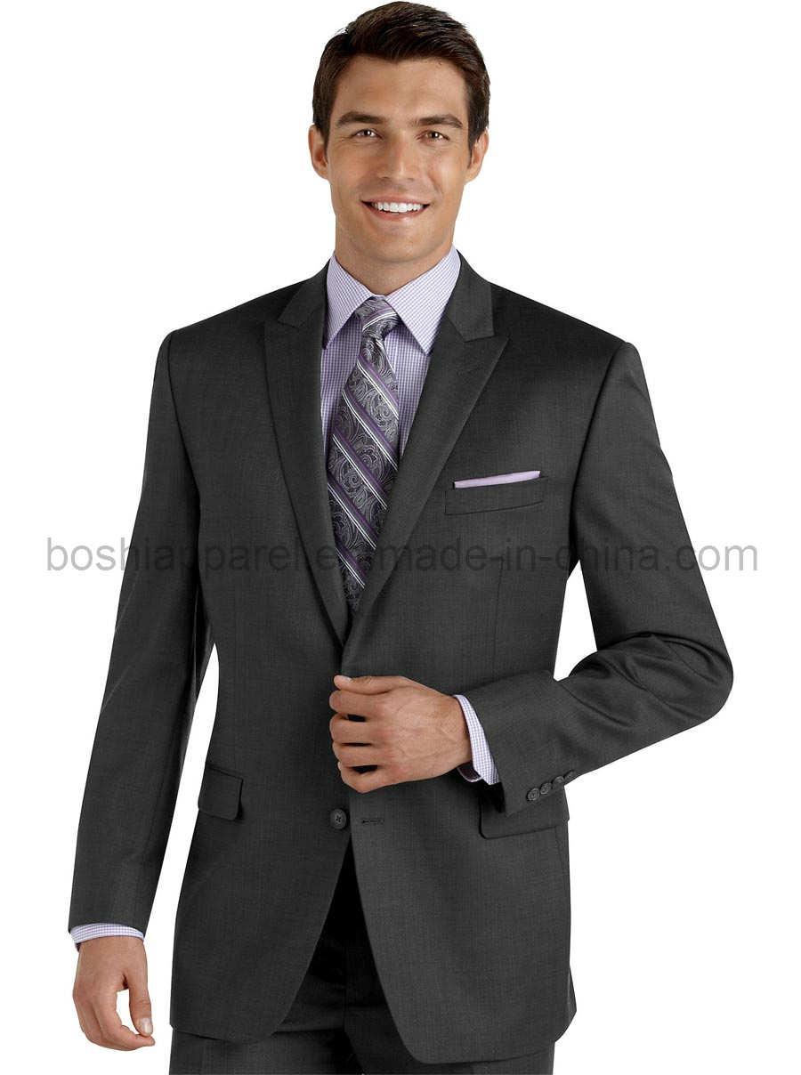 China Modern Design Man Business Suit In 2015 Msu01