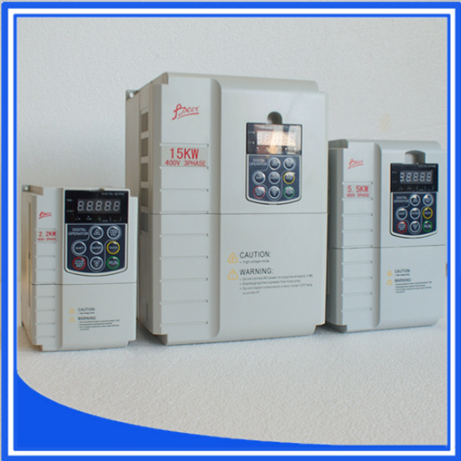 New Design 3- Phase 2.2kw China Manufacture Frequency Inverter AC Drive