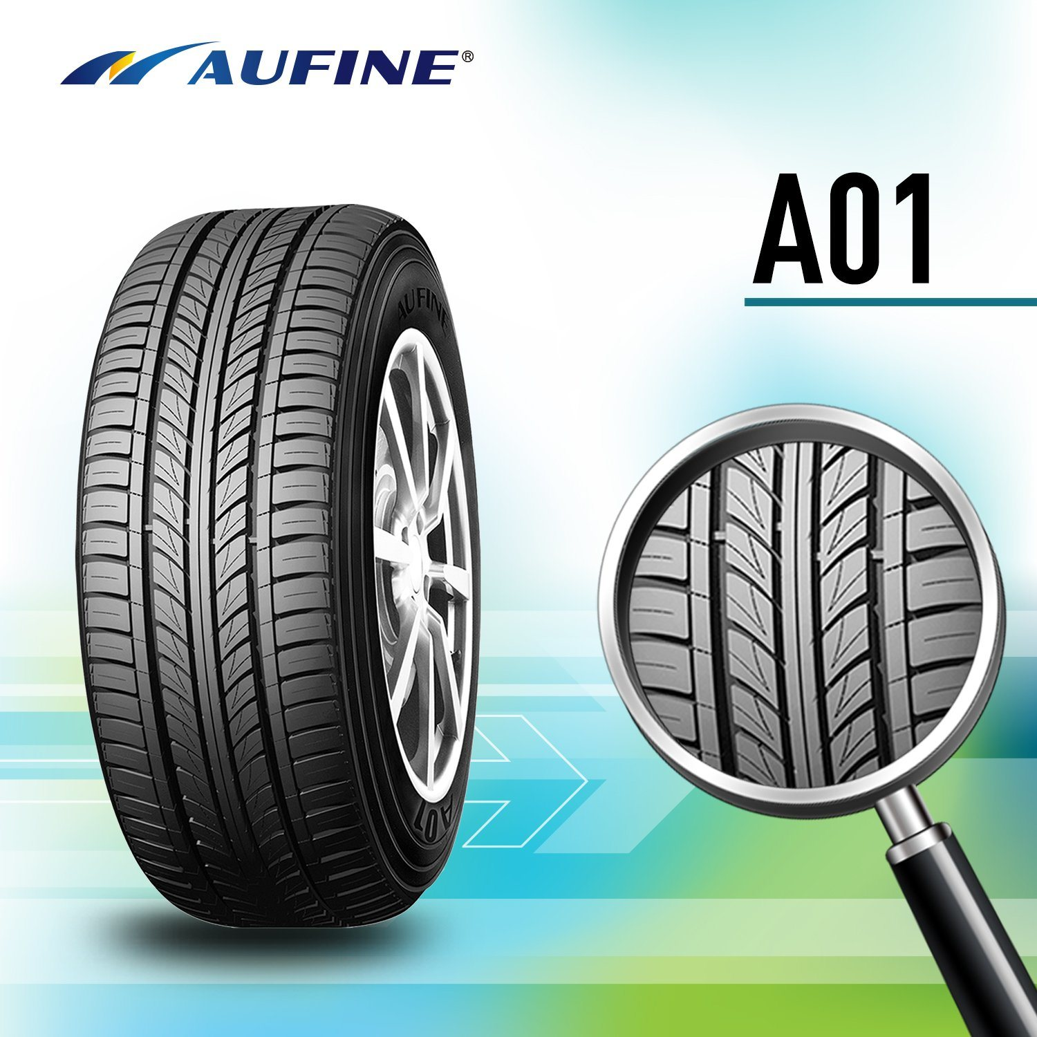 Passenger Tyre PCR Tyre Radial Car Tyre with Reach