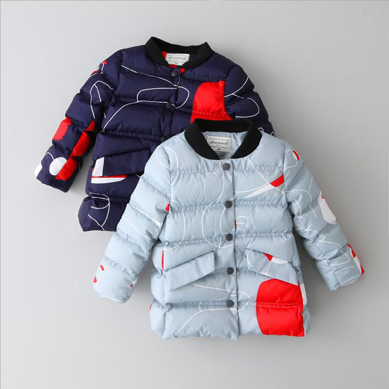 Children Cotton Jacket for Winter Clothing