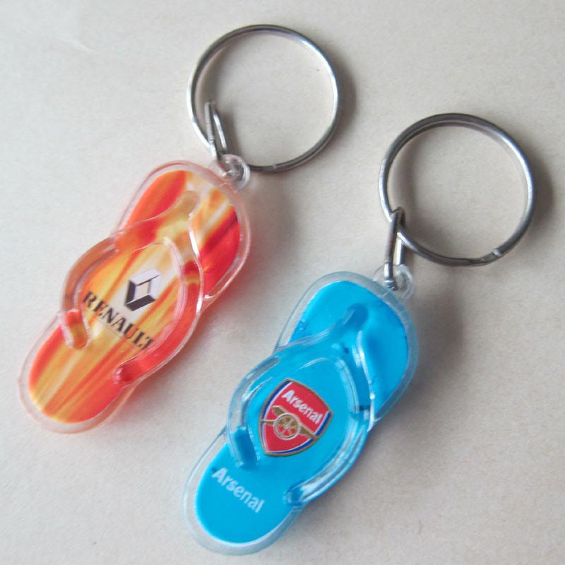 Acrylic Key Ring, Custom Acrylic Keychain