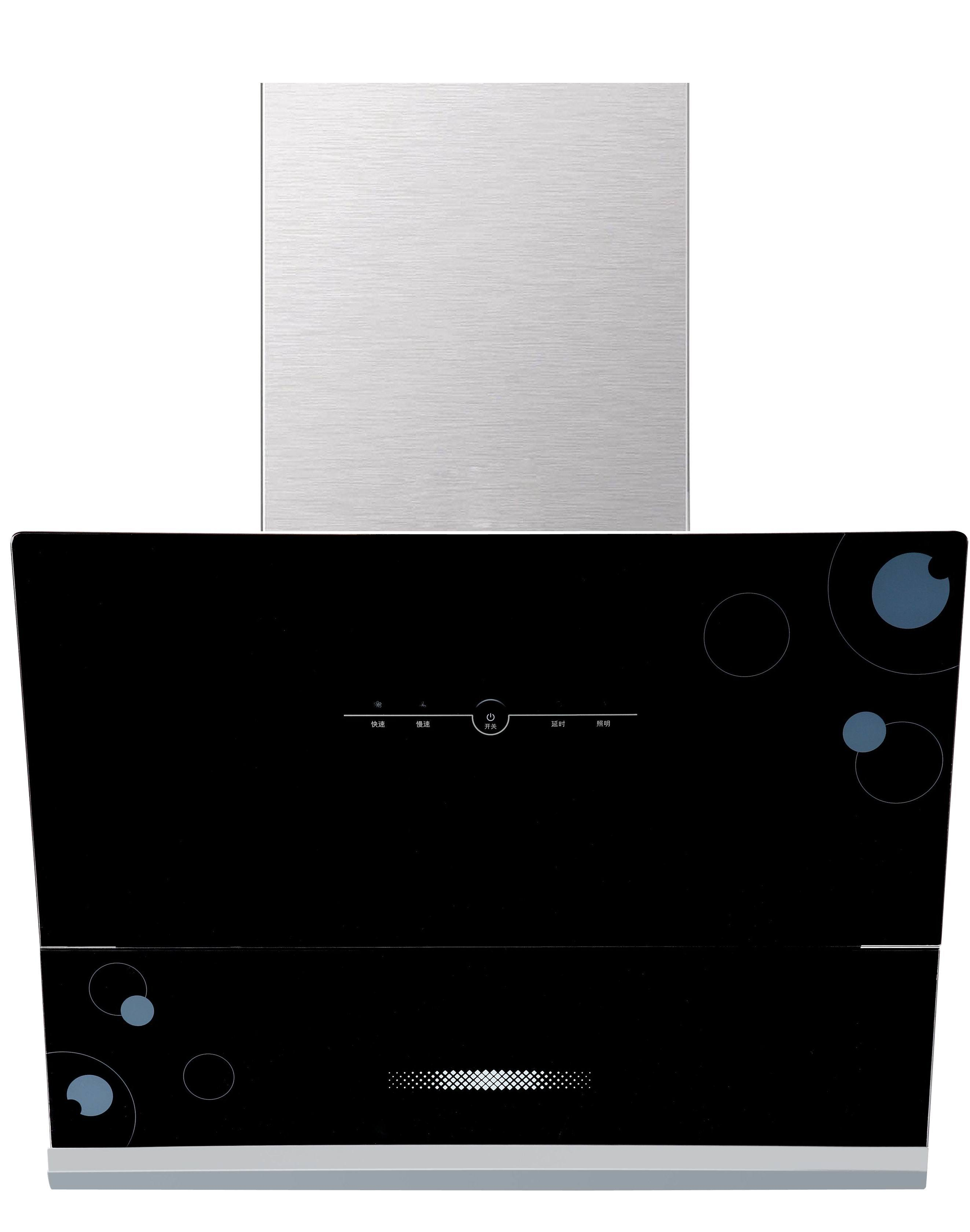 Kitchen Range Hood with Touch Switch CE Approval (CXW-238GD6002)