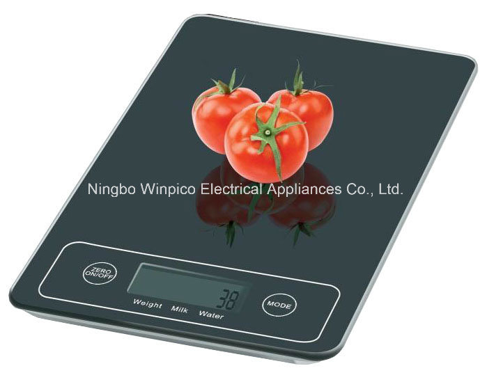 Electronic Glass Platform Kitchen Scale
