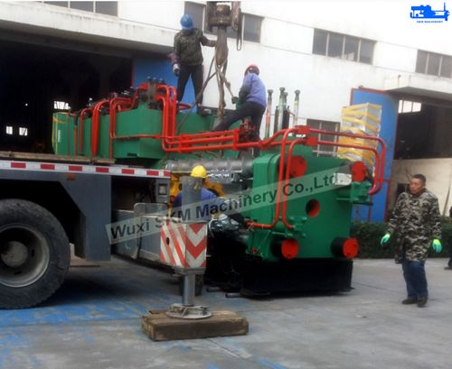 Chinese Famous Brand Aluminium Press for High Productivity