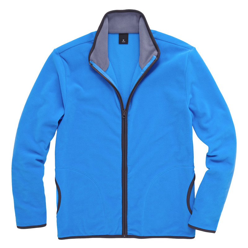 Mans ware polyester fleece for Cotton polyester flannel shirts