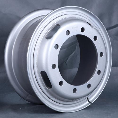 17.5X6.75 19.5X6.00 Tubeless Steel Wheel Rims (17.5X6.00)