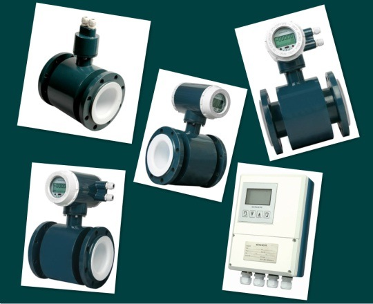 Integrated (Split) Electromagnetic Flowmeters