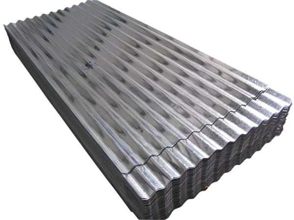 Galvanized Corrugated Sheet Metal