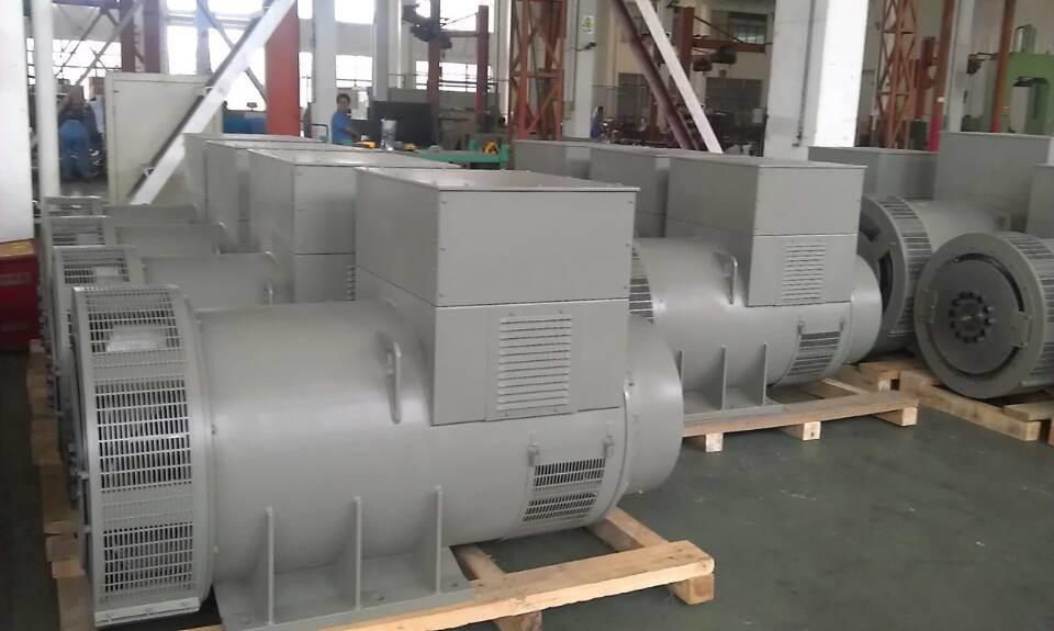 Generator Faraday Wuxi Generator / Alternator Dynamo Brushless 50Hz 1500rpm 450kVA