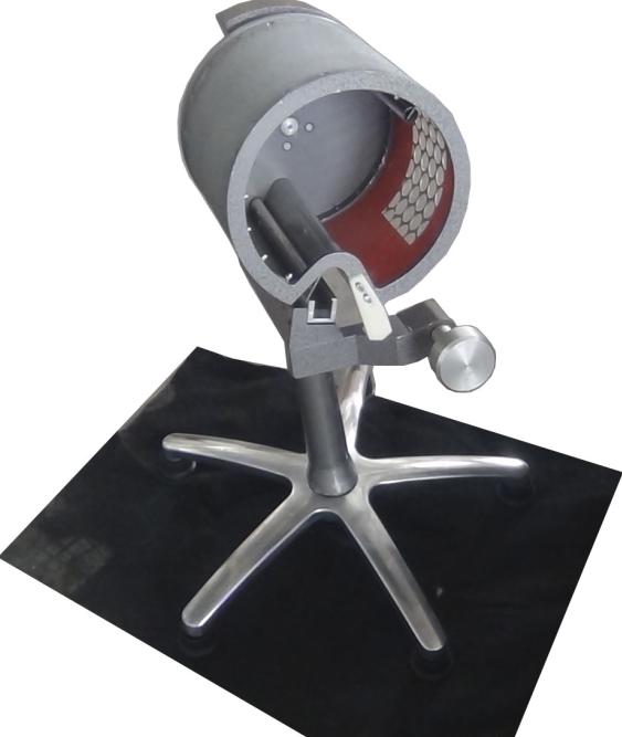 Photo-Electric Scanning Cotton Length Tester