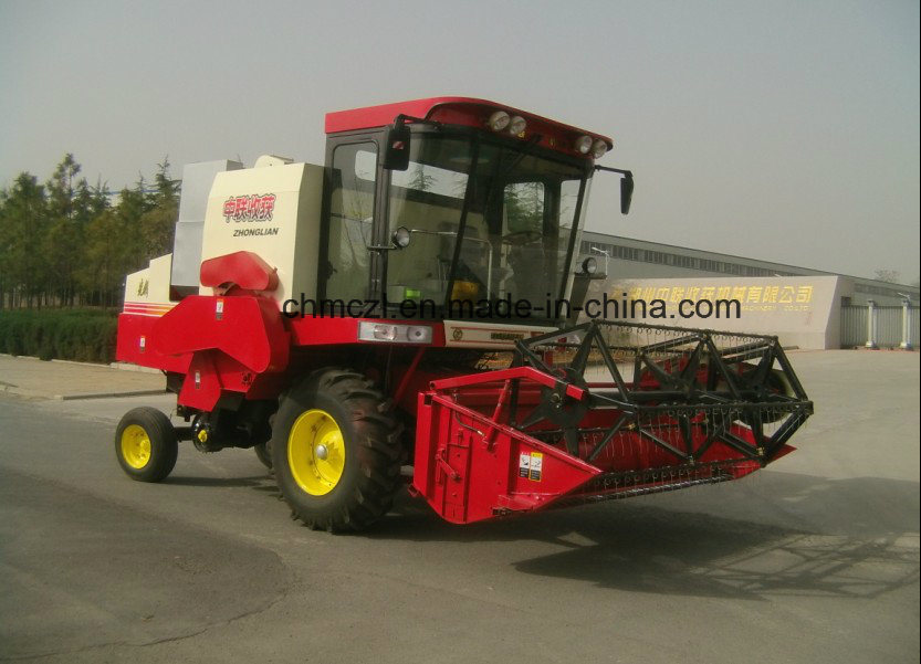 4lz-6 Best Price Rice Combine Harvester