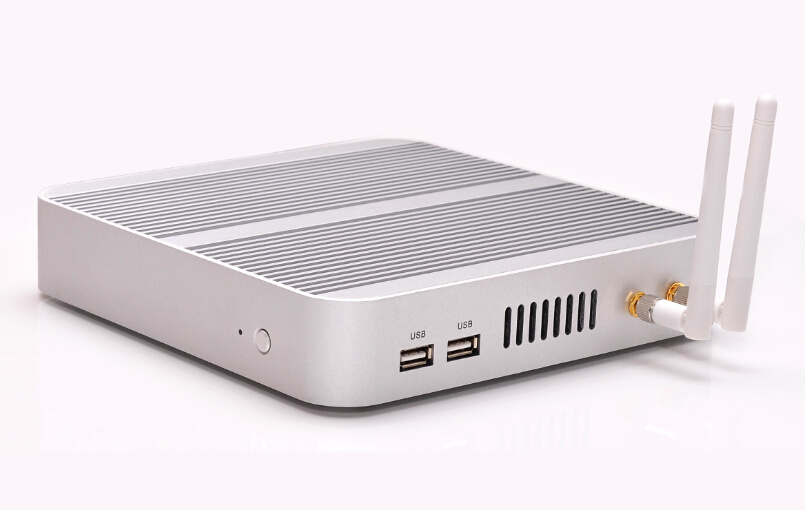 Supporting Windows XP / Windows 7/ Windows 8/10/ Linux OS Intel Core I5 Mini PC (JFTC4200U)