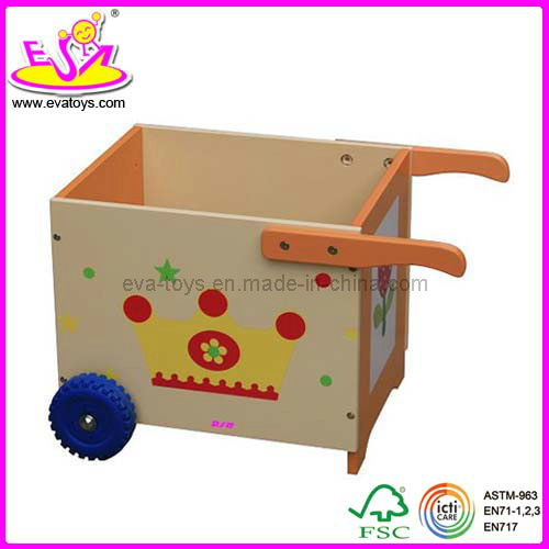 china children toy box with wheels wj278033 photos pictures made in. Black Bedroom Furniture Sets. Home Design Ideas