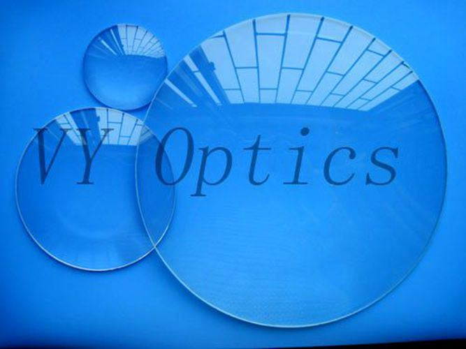 Optical K9 Glass Dia. 188.20mm Plano Convex Spherical Lens From China