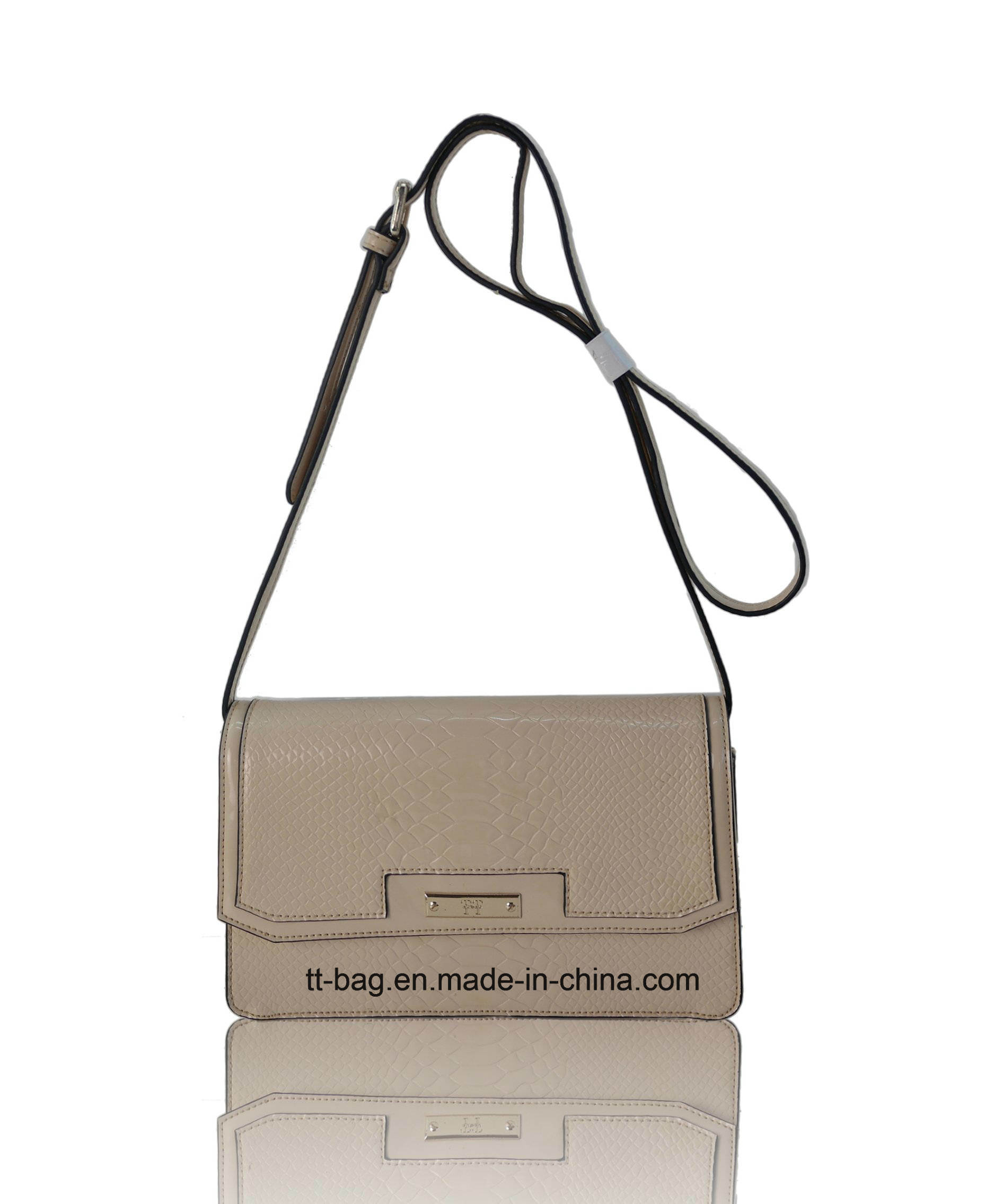 New Arrival Fashion Designer Ladies PU Handbag