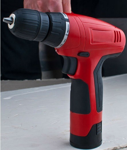 Rechargeable Cordless Drill 10.8V 23nm 19+1 Setting Rings