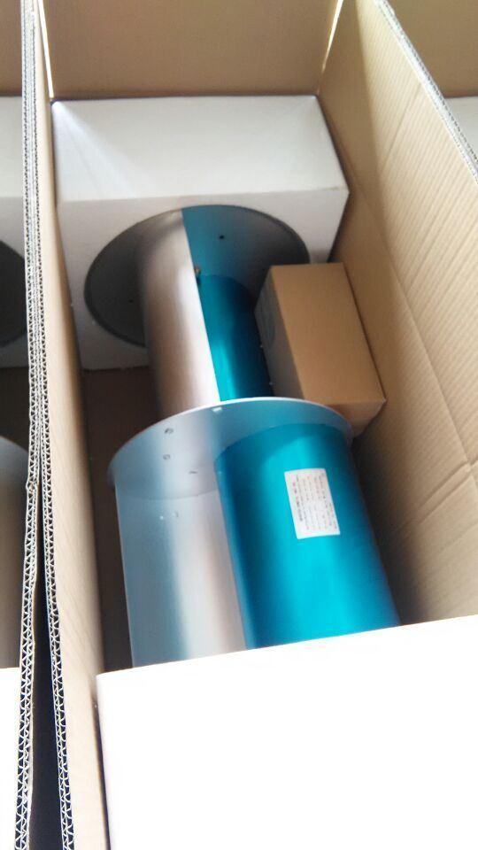 100W Vertical Wind Turbine Generator with Ce Certification