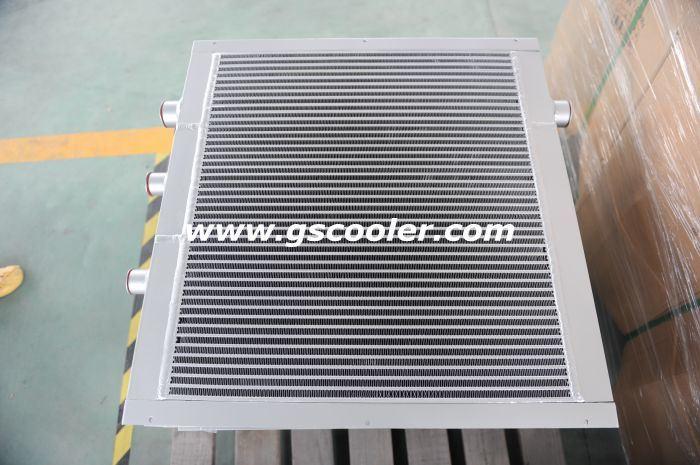 Aluminium Plate Fin Heat Exchanger for Compressor