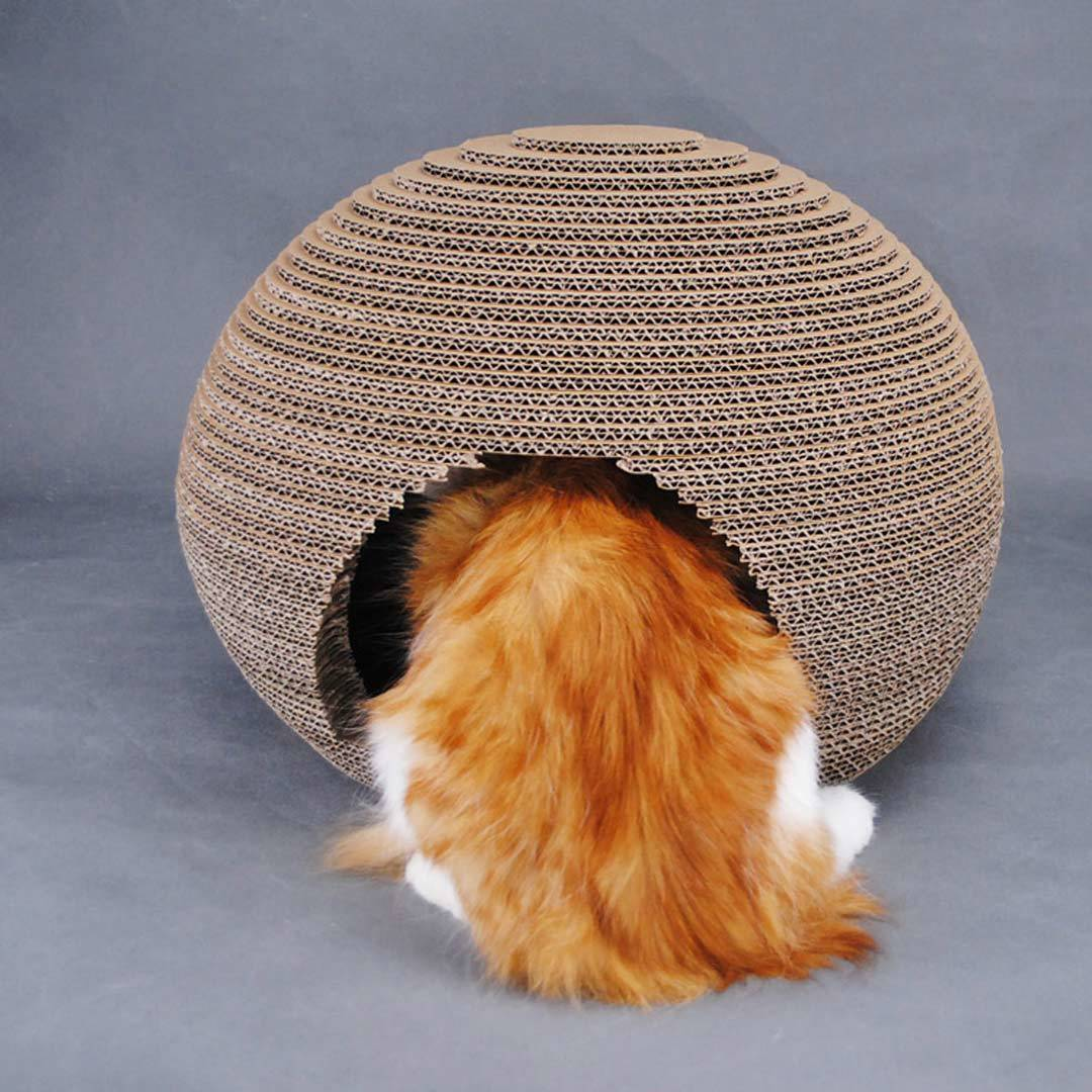Eco Friend Cardboard Pet House for Cat′s Best Home