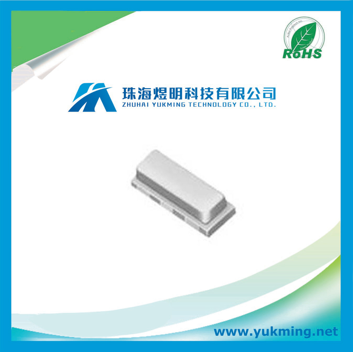 Ceramic Resonator Cstce8m00g55z-R0 of Electronic Component