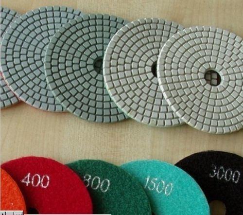 Flexible Diamond Hand Polishing Pads