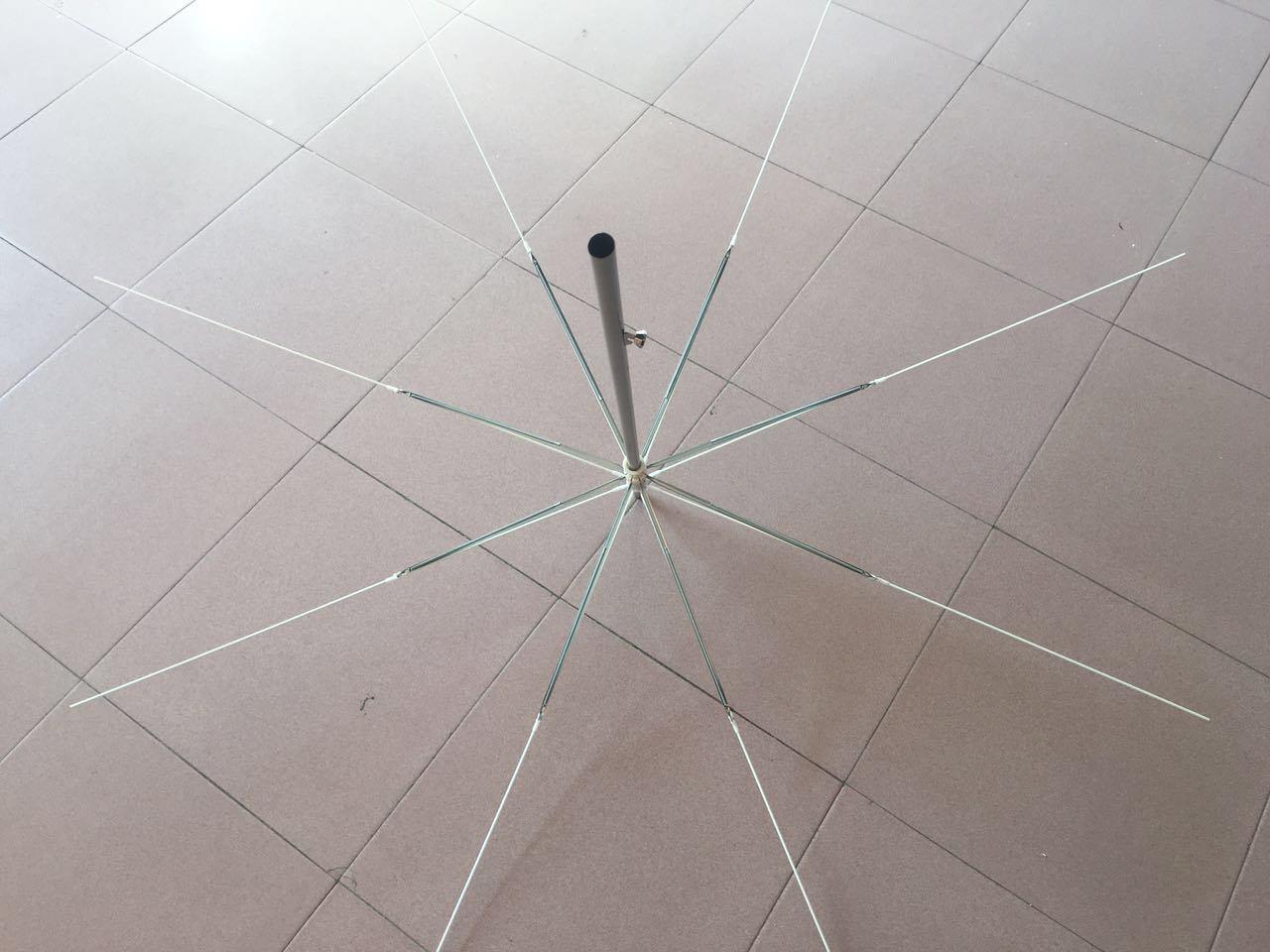 White Fiber Big Spring Umbrella